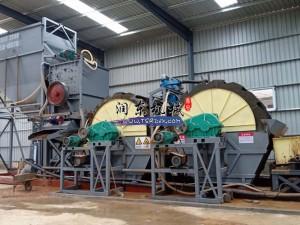 锤式制砂生产线